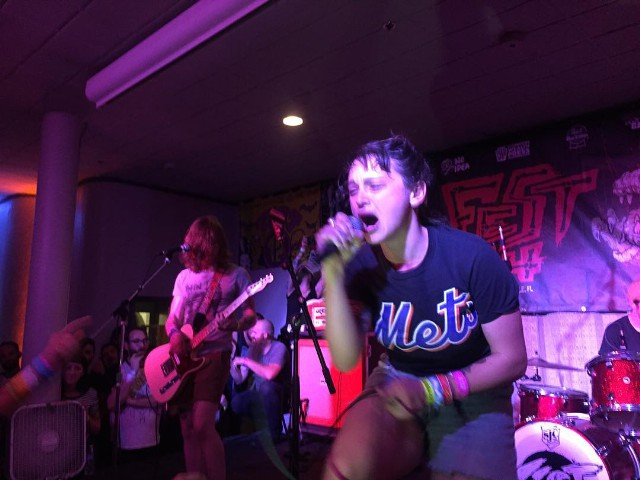 Watch Chumped Play Their Final Show