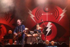 "Pearl Jam Cover Eagles Of Death Metal's ""I Want You So Hard"" A Week After Paris Attack"