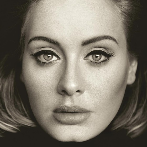 Adele's 25 On Track To Break One-Week Sales Record