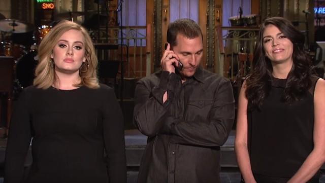 Adele SNL promo