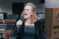 Adele at Church Studios
