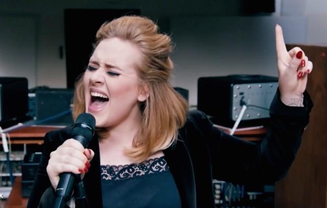 Adele on 60 Minutes