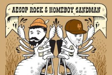 Aesop Rock and Homeboy Sandman - Lice