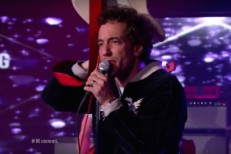 Albert Hammond Jr on Kimmel