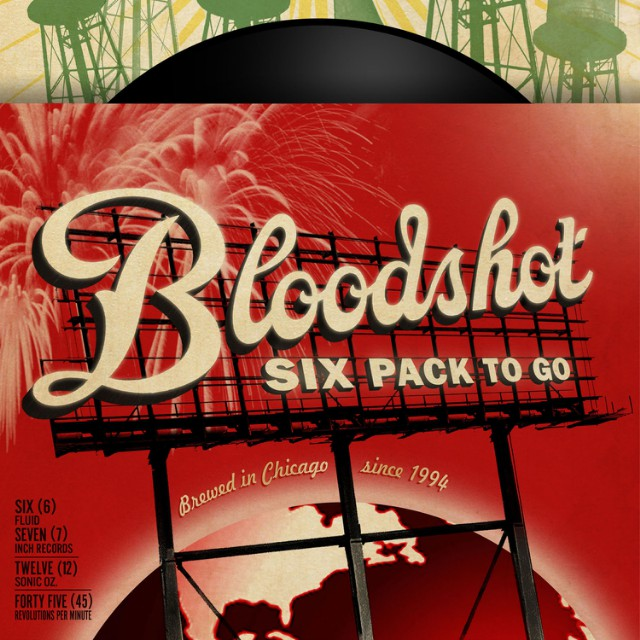 Deer Tick - Bloodshot Six Pack To Go