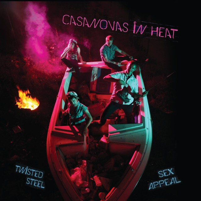 Casanovas In Heat - Jaded