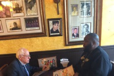 Watch Killer Mike Speak At A Bernie Sanders Rally In Atlanta