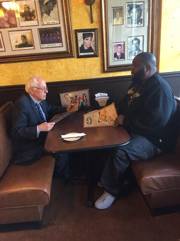 Bernie Sanders & Killer Mike