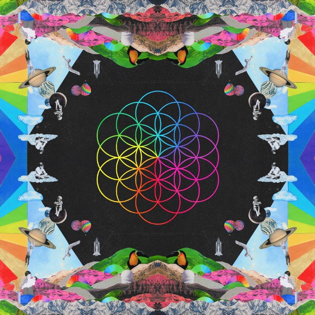 Coldplay - Head Full Of Dreams