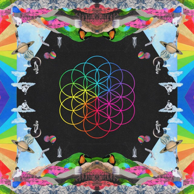 Coldplay - Everglow (studio acapella)