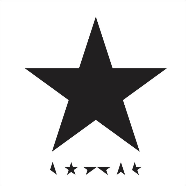 Image result for blackstar album cover