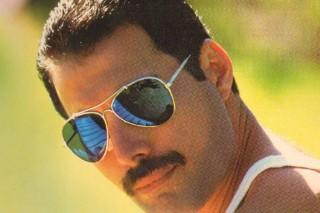 The Freddie Mercury Biopic Is Back On
