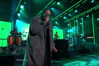 Watch Future&#8217;s Electrifying, Bleep-Heavy <em>Kimmel</em> Performance