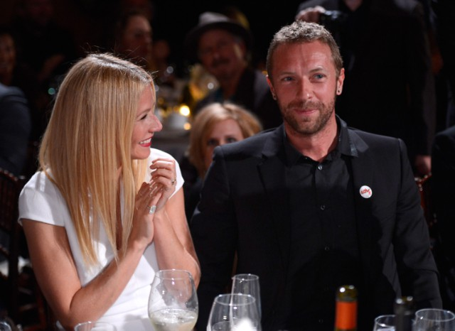 Gwyneth Paltrow Is Apparently On The New Coldplay Album