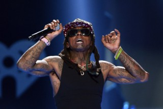 Cops Seize Lil Wayne's Art To Satisfy Private Jet Debt