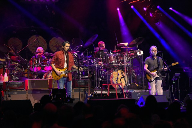AMEX UNSTAGED Featuring Dead & Company