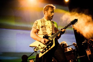 Dan Auerbach's The Arcs Are Already Finishing Another Record