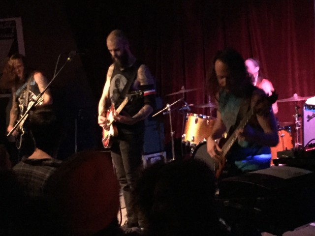 """Watch Baroness Debut New Song """"Morningstar"""" At Columbus Tour Opener"""