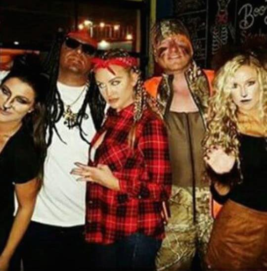 Jason Aldean Wore Blackface And Dressed Up As Lil Wayne For Halloween