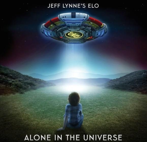Stream Jeff Lynne's ELO <em>Alone In The Universe'</em>