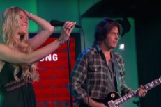 "Watch Joss Stone Temple Pilots Bring ""Interstate Love Song"" To Jimmy Kimmel's Mashup Monday"