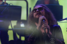 Watch My Morning Jacket Bring Guitar Firepower To <em>Colbert</em>