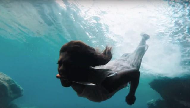 Mykki Blanco - Coke White Starlight video