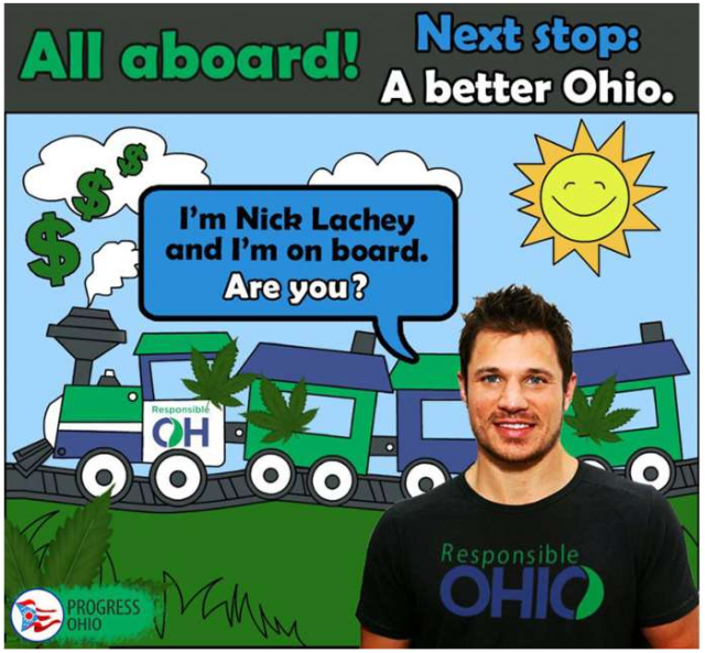 Nick Lachey Progress Ohio