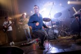 "Watch BADBADNOTGOOD & Future Islands' Sam Herring Debut New Song & ""Seasons"" Remix In LA"
