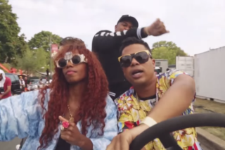 "Santigold – ""Who Be Lovin' Me"" (Feat. ILOVEMAKONNEN) Video"