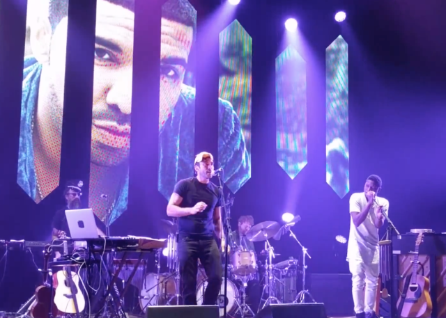 "Watch Sufjan Stevens Cover ""Hotline Bling"""