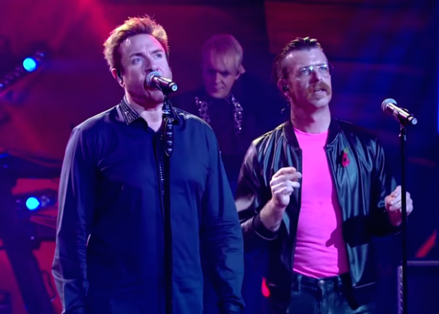 "Watch Duran Duran & Eagles Of Death Metal Play ""Save A Prayer"" Together"