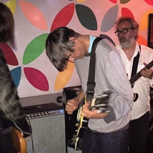 Watch Stephen Malkmus Play With Soldiers Of Fortune At Their Album Release Show