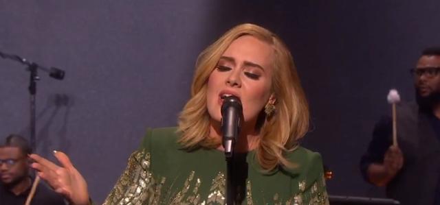 Watch Adele Perform