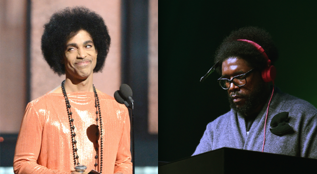 Prince And Questlove