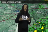 And Now Here's Waka Flocka With The Weather