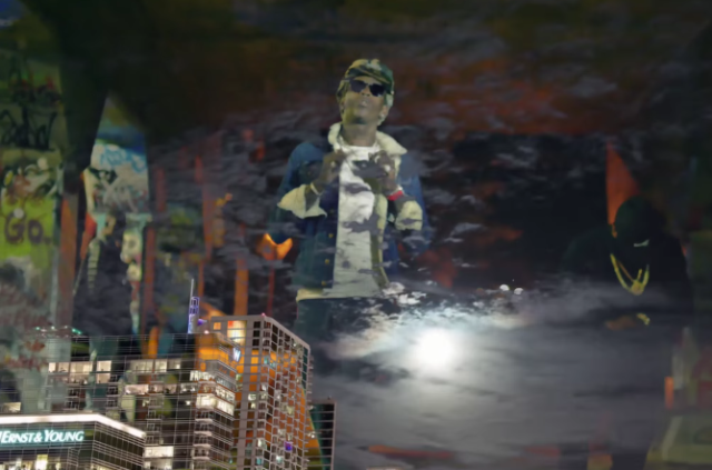 """Young Thug - """"Thief In The Night"""" (Feat. Trouble) Video"""