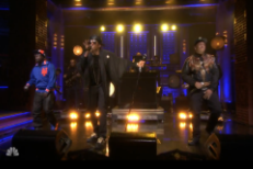 Watch A Tribe Called Quest Reunite On Fallon