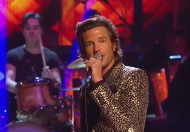 """Watch Brandon Flowers Sing """"Still Want You"""" On Strictly Come Dancing"""
