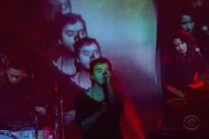 "Watch Boots Perform ""C.U.R.E."" On Colbert"