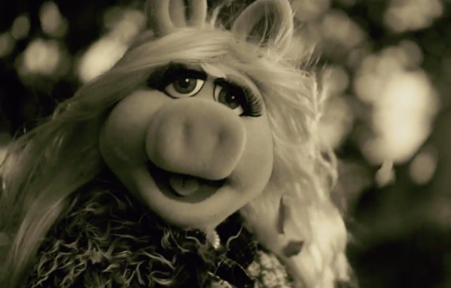 """Watch The Muppets Recreate Adele's """"Hello"""" Video"""