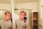 "Michael Jackson ""Passed Down The Torch"" To Aaron Carter, Says Aaron Carter"