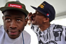 Tyler The Creator and Hodgy Beats