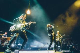 U2 Cancel Paris Concert, HBO Special In Wake Of Terrorist Attacks