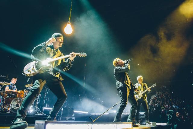 U2 Cancel Paris Concerts, HBO Special In Wake Of Terrorist Attacks