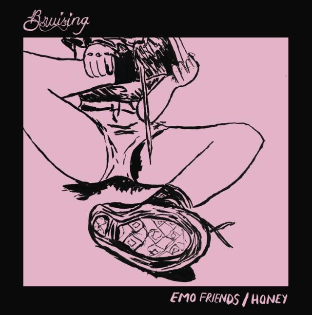 Bruising - Honey single