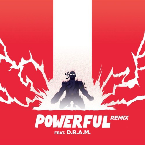 "Major Lazer - ""Powerful (D.R.A.M. Remix)"""