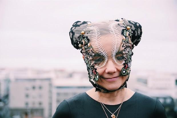 Björk Shares PSA To Fight Destruction Of Iceland's Highlands