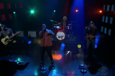 "Watch Bloc Party Perform ""The Love Within"" On James Corden"