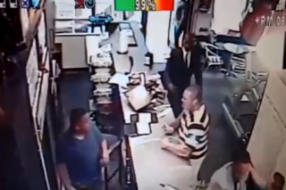 Here's Video Of Busta Rhymes Flipping Out On That Gym Employee